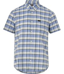 skjorta lee button down ss