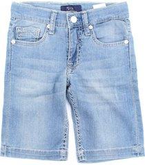 182jw009 bermuda jeans shorts