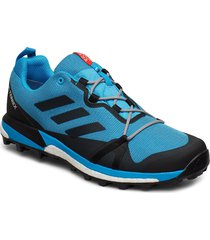 terrex skychaser lt gtx shoes sport shoes running shoes blå adidas performance