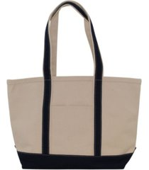 cb station heavy 24 oz medium boat tote
