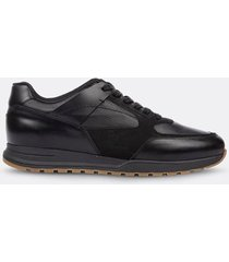 sneakers de cuero para hombre 09440