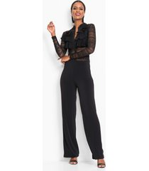 jumpsuit met volants