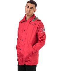 mens summer consort hooded polytaslon jacket
