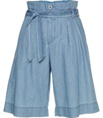 bermuda in jeans leggeri (blu) - bpc selection