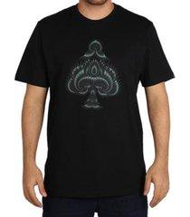 camiseta mcd regular fractal masculina