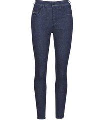 skinny jeans diesel slandy high