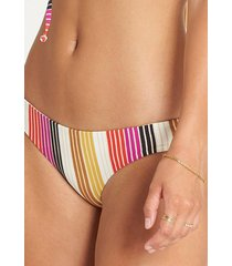 bikini calzon shady lane multicolor billabong