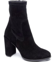 chinese laundry calabasas sock booties women's shoes