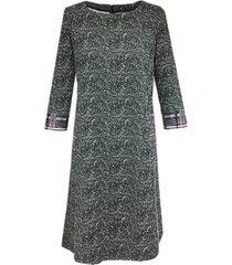 georgedé paris dress b11571 j363 grey/rose - size 46 / extra 1