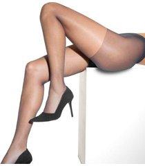 meia-calça loba news 5680-01 fio 15