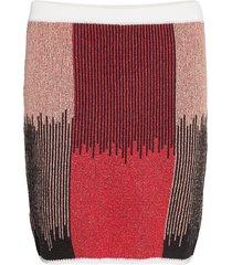 2dh00172-2k007k knälång kjol röd m missoni