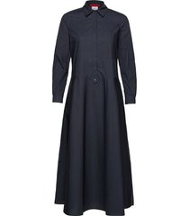 cancan maxiklänning festklänning blå max&co.