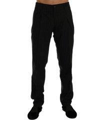 gestreepte jurk formele broek