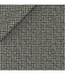 giacca da uomo su misura, vitale barberis canonico, flanella pettinata pied de poule grigia, autunno inverno | lanieri