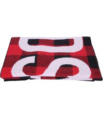 dsquared2 branded scarf