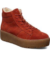 woms boots shoes boots ankle boots ankle boots flat heel brun tamaris