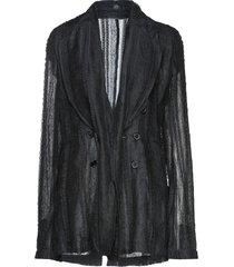 ann demeulemeester suit jackets