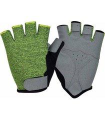 guante corto dvg012 green onwheels