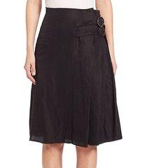 sacro pleated skirt