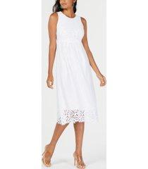 alfani lace midi dress, created for macy's