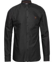 oliver oxford shirt overhemd business zwart les deux