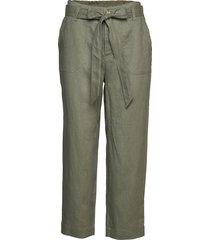signy pantalon met rechte pijpen groen fall winter spring summer