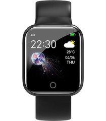 i5 pulsera inteligente podómetro monitorización de la frecuencia cardi