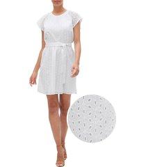 vestido blanco gap