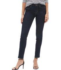 jeans legging rinse azul gap