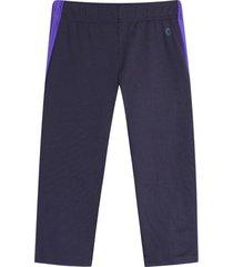 legging deportivo energico color morado, talla xs