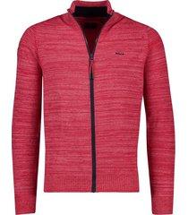 new zealand pullover te kuiti rood