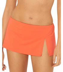 bleu rod beattie slit swim skirt women's swimsuit