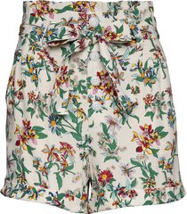 tjw printed paperbag short shorts flowy shorts/casual shorts multi/mönstrad tommy jeans