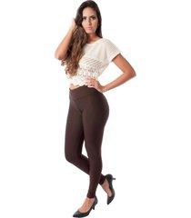 legging shop modas 11co marrom