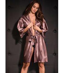 kimono (marrone) - venus