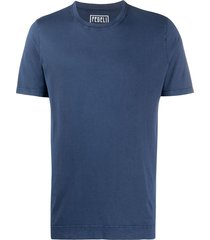 fedeli extreme jersey giza t-shirt - blue