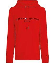hoodie rood