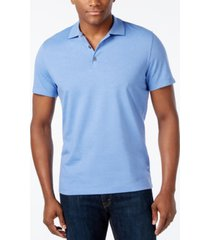 alfani men's stretch polo, created for macy's