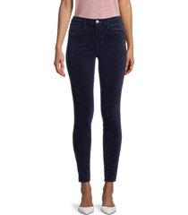 l'agence women's high-rise jeans - stargazer - size 26 (2-4)
