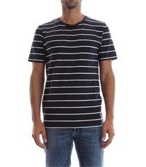 premium by jack&jones 12107656 pima striped t shirt and tank men blue