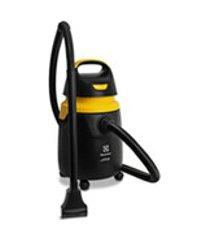 aspirador de po e agua electrolux com capacidade de 20 litros sem saco para po - gtcar