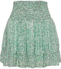 paloma skirt kort kjol grön by malina