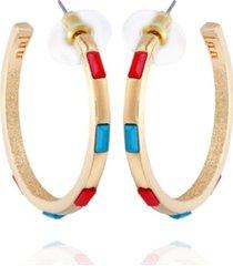 nanette nanette lepore c hoop earring
