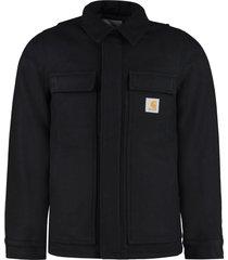 carhartt arctic multi-pocket jacket