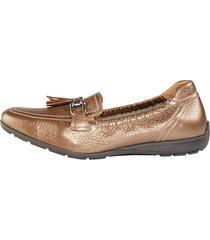 loafers mona bronsfärgad
