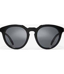 mk occhiali da sole marco - nero (nero) - michael kors