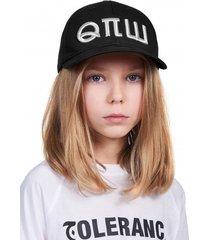 czapka kids baseball z logo