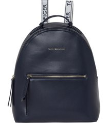 morral azul iconic tommy hilfiger