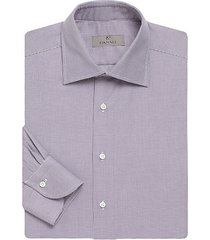 microdot cotton long sleeve shirt