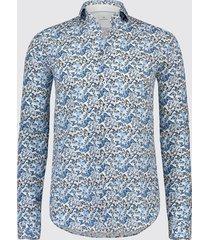 blue industry overhemd 1088.91 licht blauw